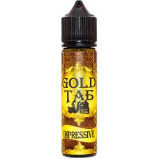 Жидкость Gold Таб 60 мл Impressive 3 мг/мл