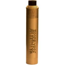 Набор МехМод 18650 + Дрипка Apocalypse V2 kit Золотой (Клон)