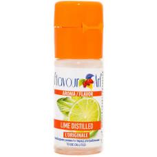 Ароматизатор FA 10 мл Lime Distilled Лайм Таити (FlavourArt)