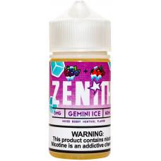 Жидкость Zenith 60 мл Gemini on Ice 3 мг/мл