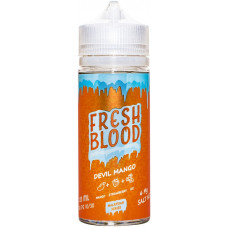 Жидкость Fresh Blood Salt 120 мл Devil Mango 6 мг/мл