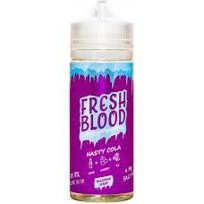 Жидкость Fresh Blood Salt 120 мл Nasty Cola 6 мг/мл