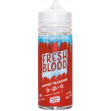 Жидкость Fresh Blood Salt 120 мл Garnet Blizzard 6 мг/мл