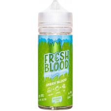 Жидкость Fresh Blood Salt 120 мл Green Blood 6 мг/мл