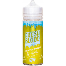 Жидкость Fresh Blood Salt 120 мл Pineapple Express 6 мг/мл