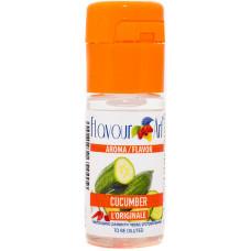 Ароматизатор FA 10 мл Cucumber Огурец (FlavourArt)