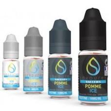 Жидкость Savourea 10 мл Мятное Яблоко 6 мг/мл Pomme ICE