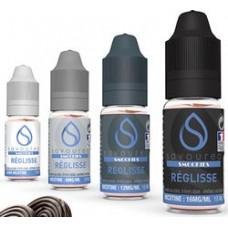 Жидкость Savourea 10 мл Лакрица 6 мг/мл Reglisse