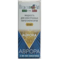 Жидкость FlavourArt 20 мл Аврора 3 мг/мл