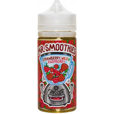 Жидкость Mr Smoothies 100 мл Strawberry Wild & Raspberry 3 мг/мл