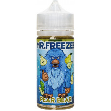 Жидкость Mr Freezee 100 мл Pear Bear 3 мг/мл