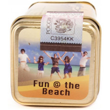 Табак Голден Лаялина 50 г Веселье на пляже жел.банка (Golden Layalina)