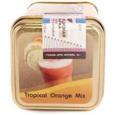 Табак Голден Лаялина 50 г Тропический апельсин жел.банка (Golden Layalina)