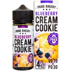 Жидкость Cream Cookie 120 мл Blueberry 0 мг/мл