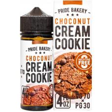 Жидкость Cream Cookie 120 мл Choconut 0 мг/мл