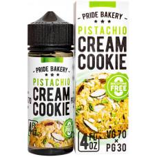 Жидкость Cream Cookie 120 мл Pistachio 0 мг/мл