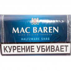 Табак сигаретный MAC BAREN Halfzware Shag finecut