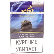 Табак Afzal 40 г Черная лакрица (Афзал)