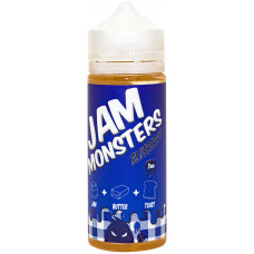 Жидкость Jam Monsters 120 мл Blueberry 3 мг/мл