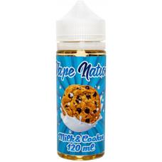 Жидкость Vape Nation 120 мл Milk and Cookie 3 мг/мл