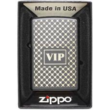 Зажигалка Zippo 28531 VIP Бензиновая
