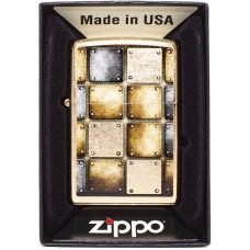 Зажигалка Zippo 28539 Metal Design Бензиновая