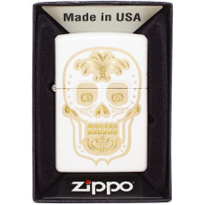 Зажигалка Zippo 28792 Sugar Skull 1 Бензиновая