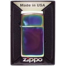 Зажигалка Zippo 20493 Slim Spectrum Бензиновая