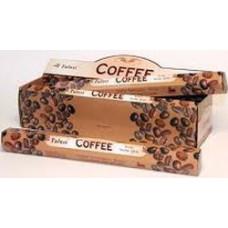 Благовония Sarathi Кофе COFFEE Аромапалочки HEXA