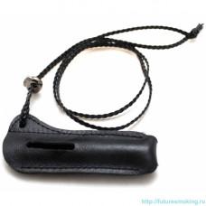 Чехол для eGo кожаный с отверстием для кнопки