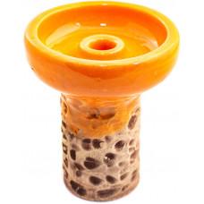 Чаша Rixbowl Glased Guarzo Phunnel Оранжевая