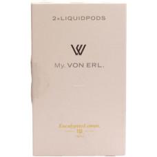 Картриджи Von Erl Eucaliptus Lemon 18 мг/мл (Эвкалипт Лимон) 2шт