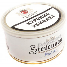 Табак трубочный STEVENSON  Blend N1 смесь N22 (Англия) 40 гр (банка)