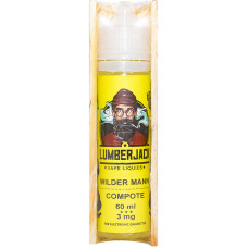 Жидкость Lumber Jack V2.0 60 мл Wilder Mann 3 мг/мл Дикий Человек