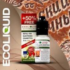 Жидкость EcoLiquid 15 мл Тульский пряник 18 мг/мл