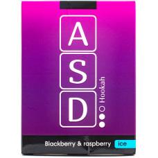 Смесь ASD 50 г Blackberry Raspberry Ice (кальянная без табака)