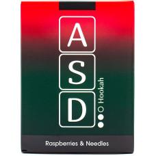 Смесь ASD 50 г Raspberry Needles (кальянная без табака)