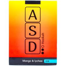 Смесь ASD 50 г Mango Lychee Ice (кальянная без табака)