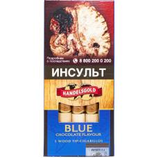 Сигариллы Handelsgold Chocolate Wood Tip-Cigarillos 5*10*20
