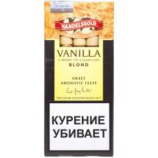 Сигариллы Handelsgold Vanilla Wood Tip-Cigarillos 5*10*20