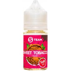 Жидкость S Team 30 мл Sweet Tobacco Ирис 24 мг/мл