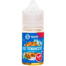 Жидкость S Team 30 мл Ice Tobacco Мятный 24 мг/мл
