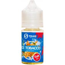 Жидкость S Team 30 мл Ice Tobacco Эвкалипт 24 мг/мл