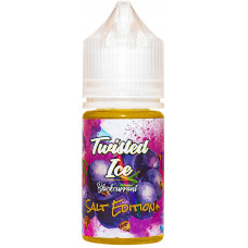 Жидкость Twisted Ice Salt 30 мл Blackcurrant 25 мг/мл