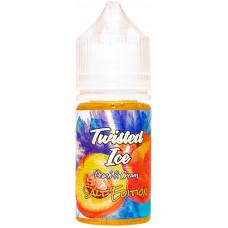 Жидкость Twisted Ice Salt 30 мл Peach Cream 25 мг/мл