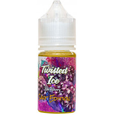 Жидкость Twisted Ice Salt 30 мл Blackberry 25 мг/мл