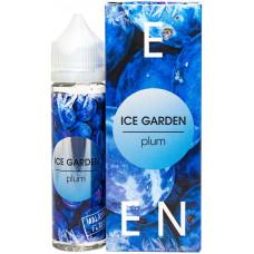 Жидкость Ice Garden 60 мл Plum 0 мг/мл