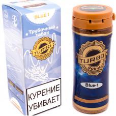 Табак трубочный TURBO DOKHA Blue Крепость N2 12 гр (банка) ОАЭ