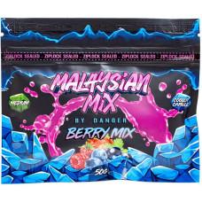Смесь Malaysian Mix 50 г Ягодный Микс (Berry Mix) (кальянная без табака)