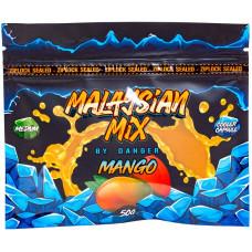 Смесь Malaysian Mix 50 г Манго (Mango) (кальянная без табака)
